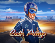 Cash Pump video slot logo