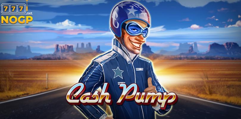 Cash Pump video slot logo