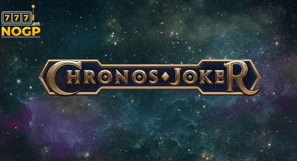 Chronos Joker video slot van Play'n GO