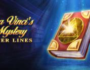 Da Vinci's Mystery Super Lines slot
