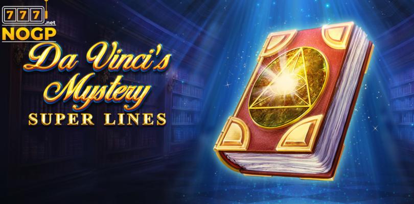 Da Vinci's Mystery Super Lines videoslot