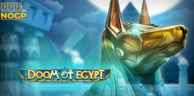 Doom of Egypt videoslot