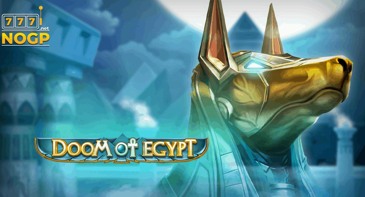 Doom of Egypt video slot van Play'n GO