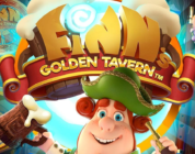 Finn's Golden Tavern video slot logo