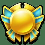 Golden Glyph Wild Symbol