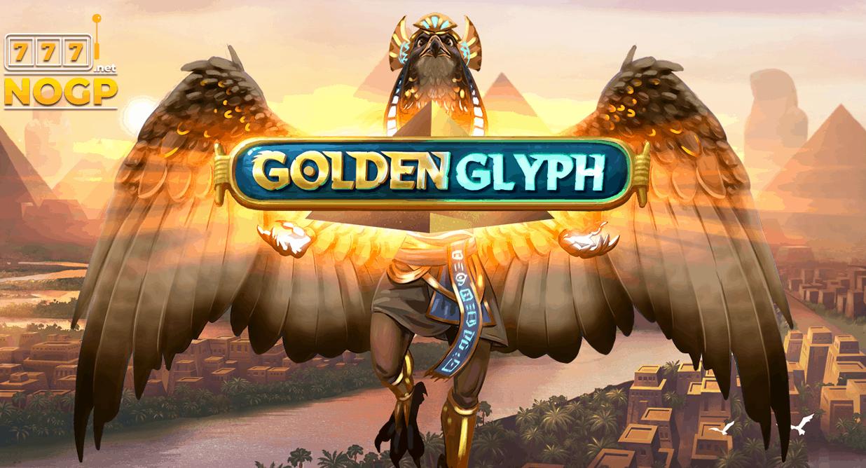 Golden Glyph video slot van Quickspin