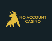 No Account Casino logo