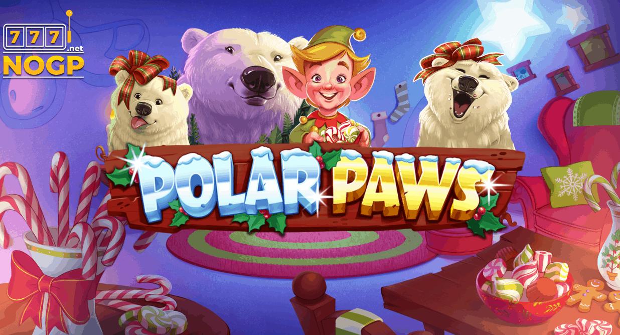 Polar Paws video slot van Quickspin
