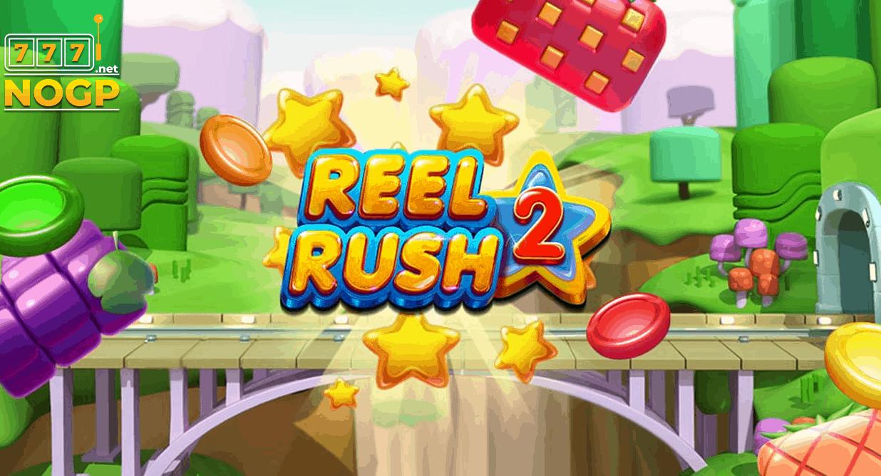 Reel Rush 2 video slot van NetEnt
