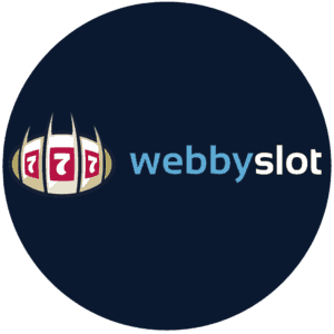 Webbyslot logo round