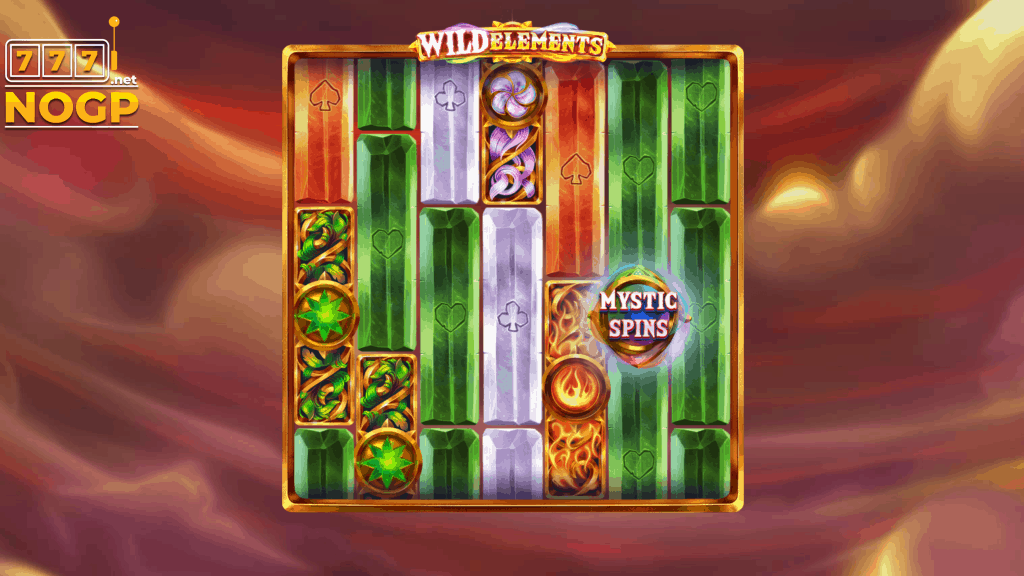 Wild Elements video slot screenshot
