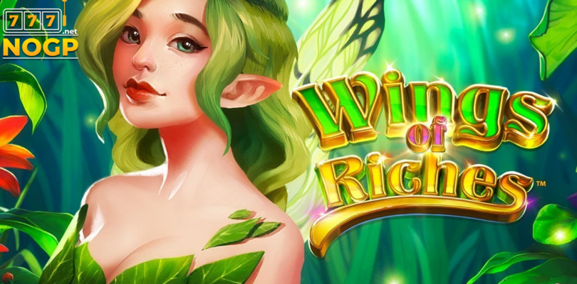 Wings of Riches video slot logo