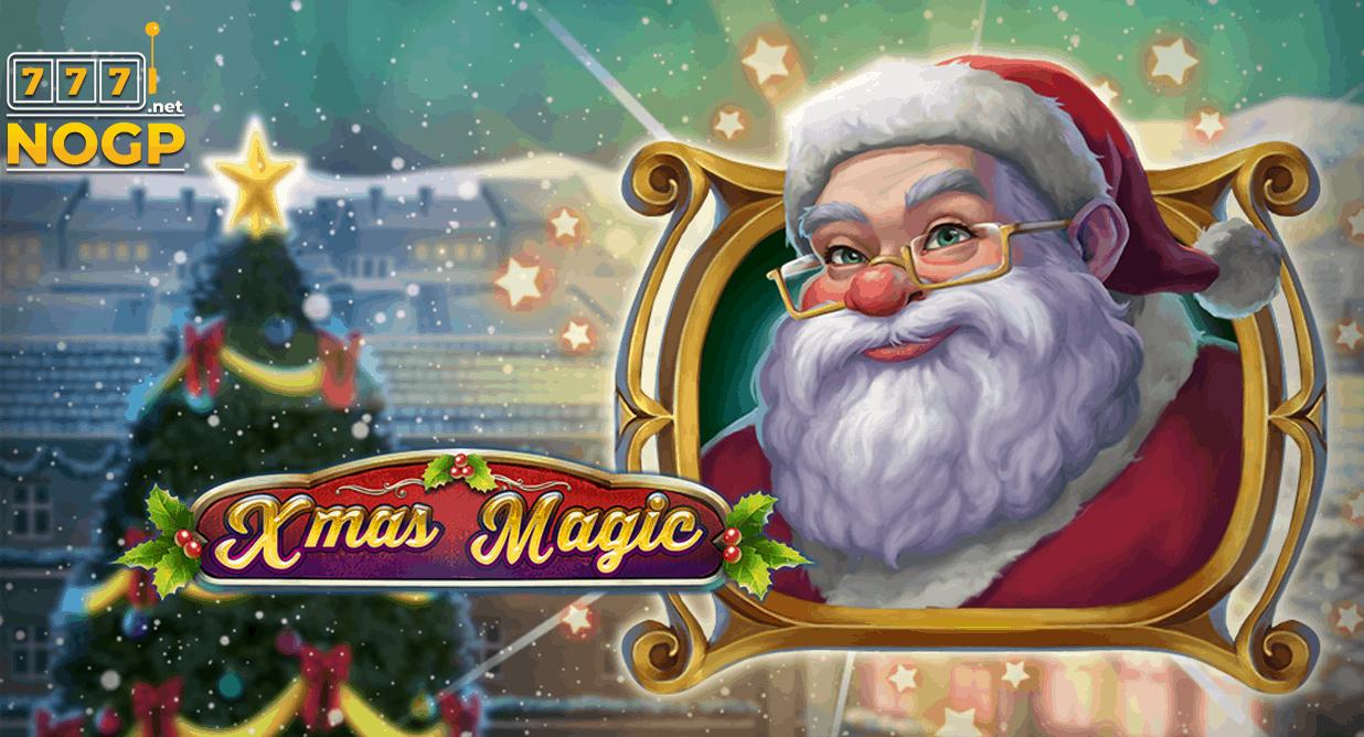 Xmas Magic video slot van Play'n GO