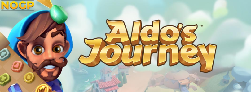 Aldo's Journey video slot logo