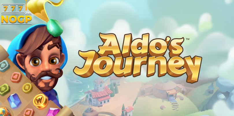 Aldo's Journey video slot logo