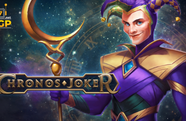 Chronos Joker slot logo