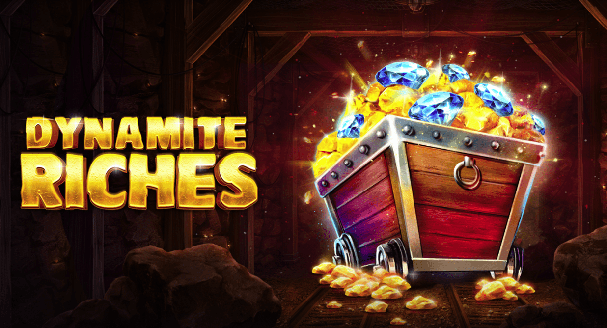 Dynamite Riches video slot van Red Tiger