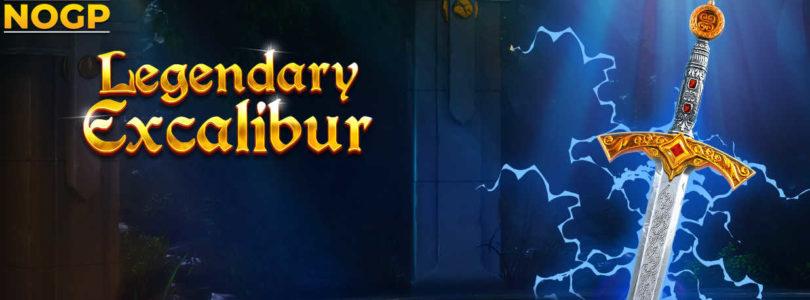 Legendary Excalibur videoslot