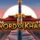 Sword of Khans video slot logo