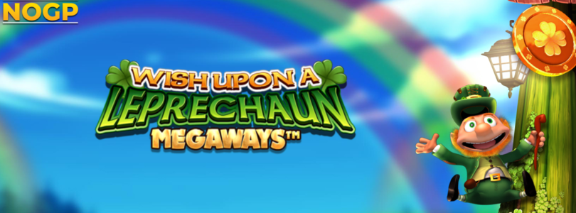 Wish Upon a Leprechaun Megaways Wild logo