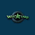 Wixstars logo diamond