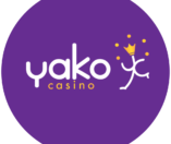 Yako Casino logo diamond