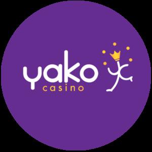 Yako Casino logo round