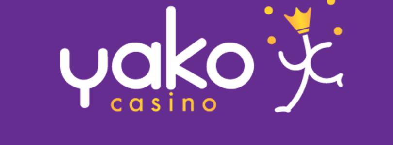Yako Casino logo diamond
