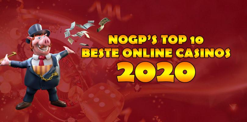 NOGP's Beste Online Casinos 2020