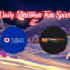 Celebrate Christmas with daily free spins at CasinoCasino & All British Casino