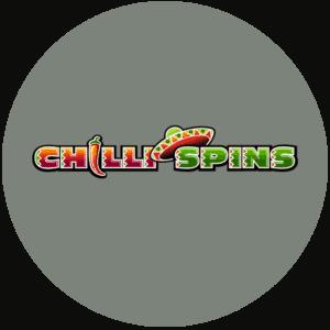 Chilli Spins logo round
