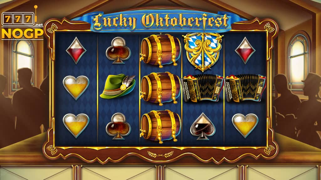 Lucky Octoberfest screenshot