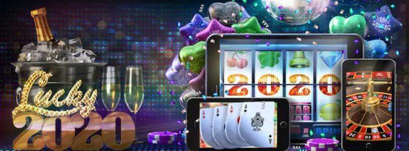 Gelukkig Nieuwjaar Casino Bonus!