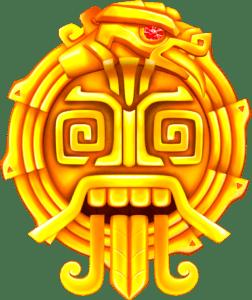 Rise of Maya video slot - scatter symbol