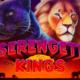 Serengeti Kings video slot logo