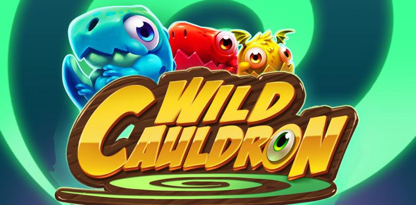 Wild Cauldron videoslot