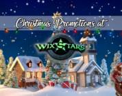 Xmas promotions at Wixstars Casino
