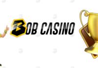 Bob Casino nu NOGP's nummer één online casino.