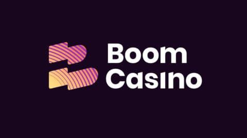 Boom Casino: 100% tot €500