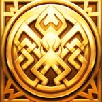 Kraken's Lair Embleem symbool