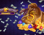 Piggy Riches megaways video slot logo