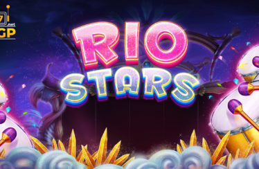 Rio Stars video slot logo