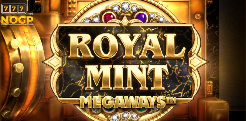 Royal Mint Megaways videoslot