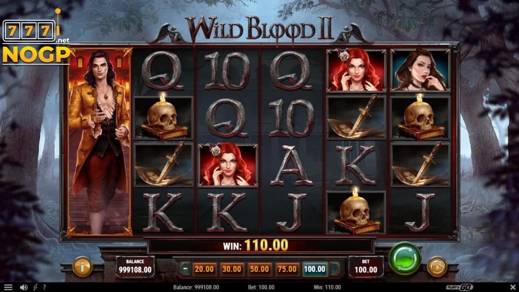 Wild Bloods 2 slot