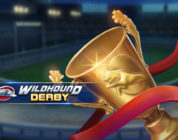 Wildhound Derby video slot logo