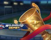 Wildhound Derby video slot logo
