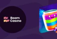 Stort €50 bij Boom Casino en krijg 2 bonus rondes op Jammin' Jars