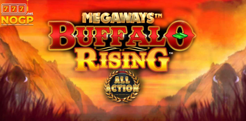 Buffalo Rising Megaways: All Action videoslot