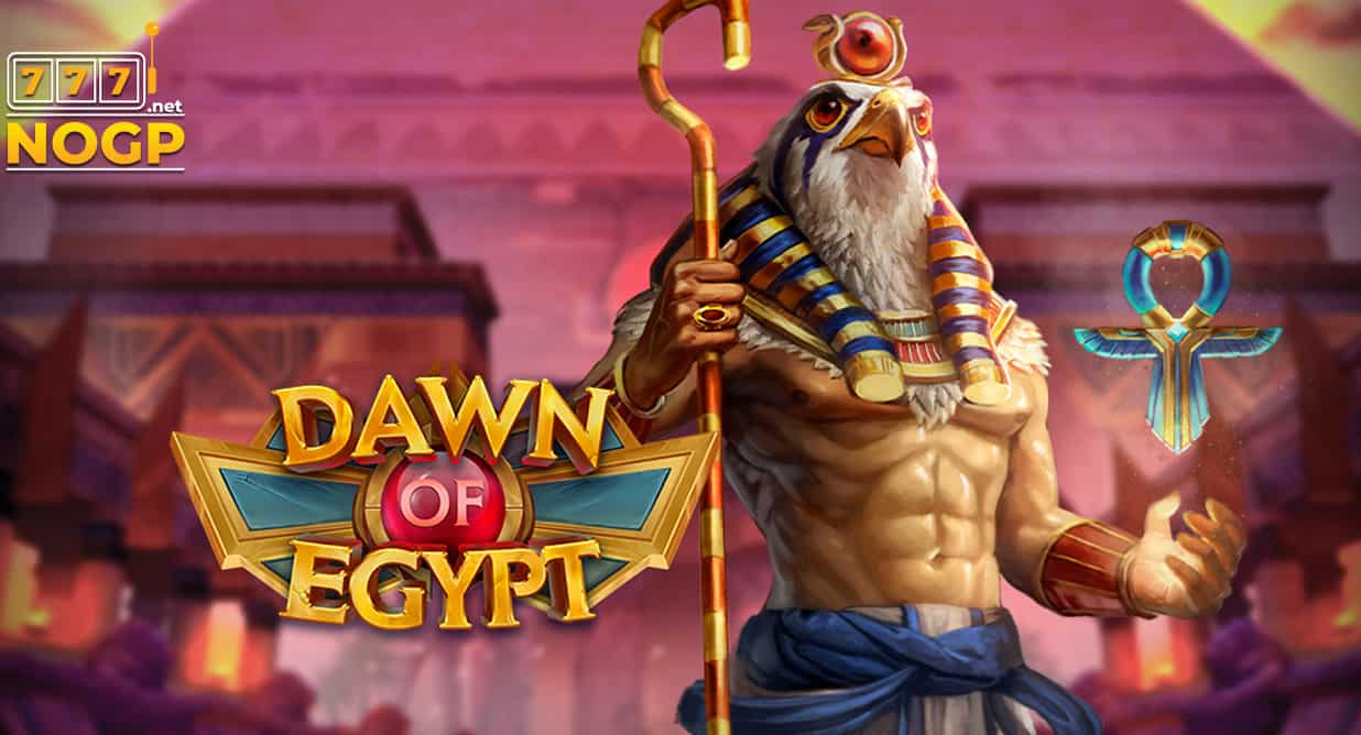 Dawn of Egypt slot (Play'n GO) - Expert review (2021