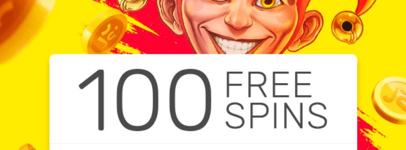 Justspin Casino changes welcome bonus: 100 no deposit free spins